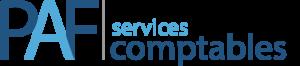 logo PAF services comptables